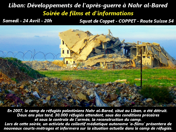 Flyer Coppet